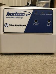 Horizon Fisher Healthcare Centrifuge Model 642e Used Once Great Condition
