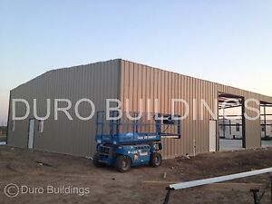 Durobeam Steel 60x80x20 Metal Building Prefab Commercial Marina Workshop Direct