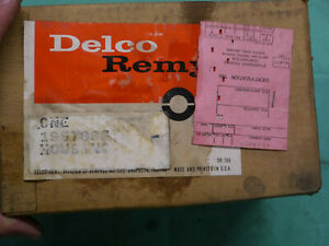 Nos Starter Nose Housing Delco Remy Ac General Motors Gm