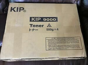 Kip Sup9000 103 Genuine Kip 9000 Toner Carton Of 4