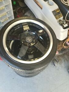 17 Inch Rims And Tires For Honda Civic Or Honda Accord Universal Tires Are New