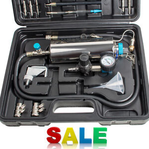 Automotive Injector Cleaner tester Fuel System Car Vehicle Non dismantle Cleaner