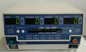 Boston Scientific Maestro 3000 Cardiac Ablation Rf Generator 21000tc