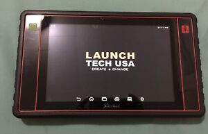 Launch X 431 Pad Ii 10 1 Touchscreen Diagnostic Scan Tool