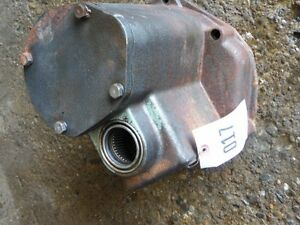 John Deere 1010 Tractor Clutch Pack Housing Part T14568t Tag 017