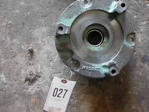 John Deere 1010 Tractor Brake Bearing Quill Part M1791t Tag 027