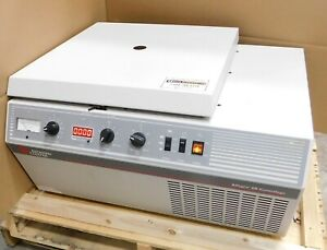 Beckman Coulter Allegra 6r Refrigerated Centrifuge With Rotor needs Timer Used