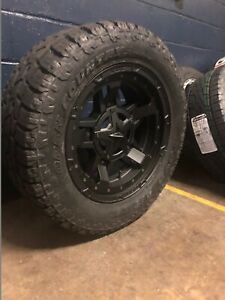 20x9 Xd827 Rockstar 3 33 Toyo At Wheel And Tire Package 5x5 5 Dodge Ram 1500