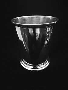 Vintage Sterling Silver Poole Mint Julep Cup 58