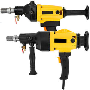 4 3 6 Diamond Core Drill Concrete Drilling Machine Safe Rig Motor 1700u min