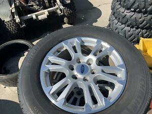 Ford Wheels And Tires 18 Inch