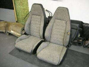 Porsche 911 944 Sport Seats Very Rare 1980 To 1984
