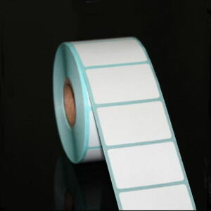 1 Roll Printing Roll Paper Self adhesive Sticker Thermal Office Printer Paper