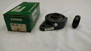Fafnir Rcjt 1 Inch Dia flange Type Bearing W Collar New Condition in Box