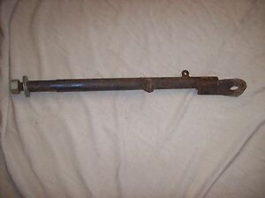 Ford Dearborn Side Mounted Sickle Bar Mower Drag Bar