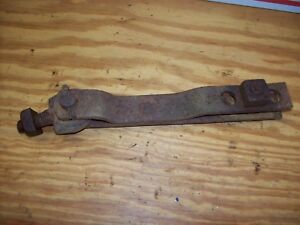 Farmall Cub Dirt Plow Lift Linkage Connector Link Dogbone Complete With Eyebolt