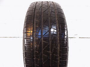 Set Of 4 Used P245 60r18 105 H 7 32nds Firestone Destination Le2