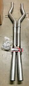 Flowmaster 81083 3 X Pipe For 2016 2017 Chevy Camaro Ss 6 2l W manual Trans