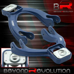 For 1994 2001 Acura Integra Dc2 2pcs Front Upper Camber Kit Arms Blue Upgrade