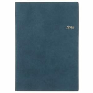 Nolty Calendar 2019 April A5 Monthly Schedule Diary Daily Note Planner Fs Blue