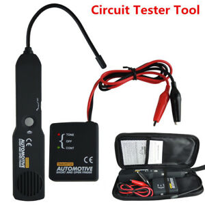 New Auto Short Open Repair Tester Tool Finder Cable Circuit Car Wire Tracker Us