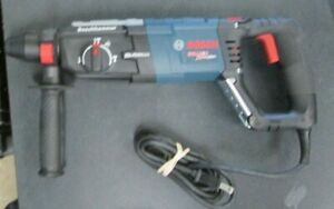 Gbh2 28l Bosch Bulldog Xtreme Max Series Hammer Drill With Auxiliary Handle
