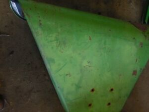 John Deere 10 Or 20 Series Tractor Right Fender Tag 019