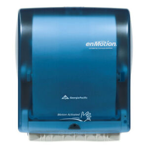 Georgia pacific Enmotion 59640 Automated Touchless Paper Towel Dispenser Blue