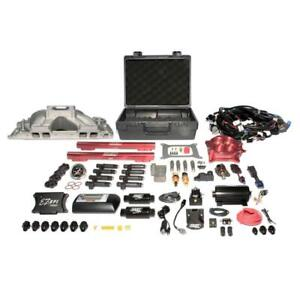 Fast Fuel Injection System Kit 3011454 05e Ez efi Multi port For Chevy Bbc