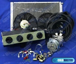 A c Kit Universal Underdash Evaporator 450 Kit Ideal For Military Style Humvee