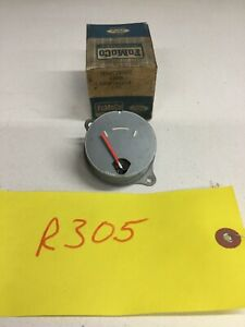 Nos Ford 1958 1959 1960 Pickup Truck Temperature Guage