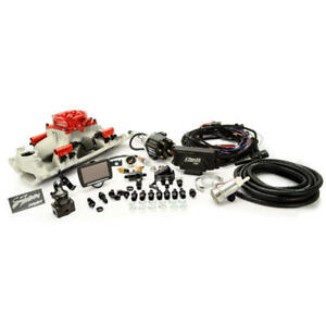 Fast Fuel Injection System Kit 30411 05l Ez efi 2 0 Multi port For Chevy Bbc