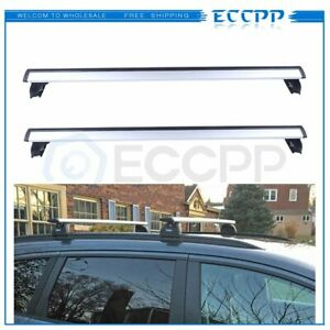 For 2007 2016 Q5 Audi Q7 Roof Rack Cross Bar Top Rail Cargo Carrier Luggage