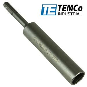Temco Industrial 3 4 Bore Sds Plus Ground Rod Driver