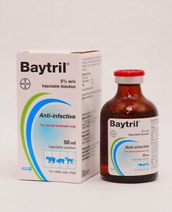 Baytril 20ml 5 Excellent Product For Your Farm
