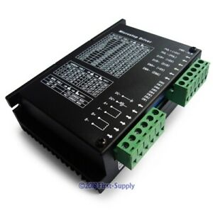 Cnc Stepper Motor Driver Controller 1 0 4 5a Dc20 50v For X y Table Machine Diy