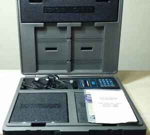 Otc System 2000 Diagnostic Computer Set With Cartridge And Cables