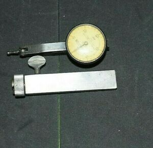 Federal Products Corp Jeweled Testmaster Dial Indicator 0001