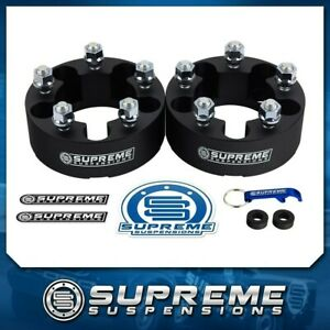 2x Set 2 Billet Wheel Spacers For All 02 12 Jeep Liberty Kj Kk High Performance