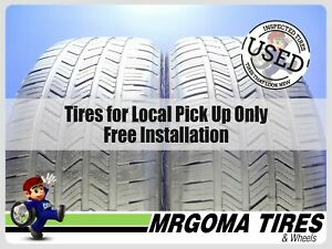 2 Goodyear Eagle Ls2 N1 Xl 275 45 20 Used Tires Porsche Bmw Audi Ls 2 2754520