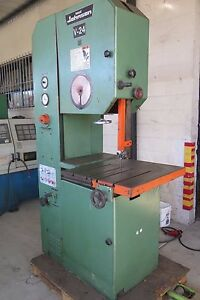 Dake Johnson V 24 Vertical Band Saw