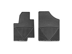 Weathertech All Weather Floor Mats For Kia Soul 2010 2013 1st Row Black