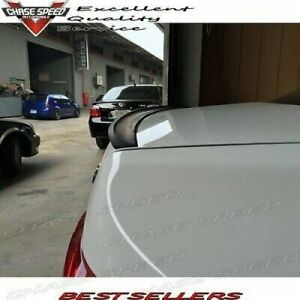 114 Unpainted Kdl Type Trunk Spoiler For Saab Aero 9 3 2002 2007 Coupe Sedan