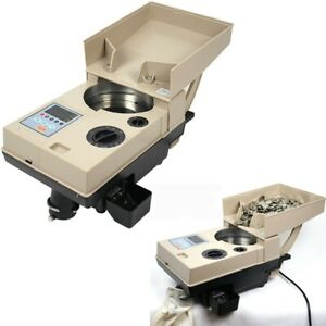 Automatic Coin Sorter Money Counter Classifier Digital Coin Counting Machine