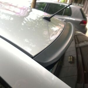 209 Unpainted Tsr Type Roof Spoiler Wing For Saab 9 3 Aero 2002 2005 Sedan