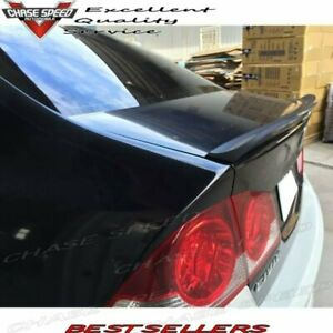 789t Unpainted Gtl Type Trunk Spoiler For Honda Civic 1996 2001 Sedan Coupe