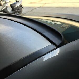 209 Wing Unpainted Trs Type Roof Spoiler For Hyundai Genesis 2013 2017 Coupe