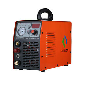 Cut65 Plasma Cutter Pfc 50a 220v Plasma Cutting Machine Inverter Air Plasma Cut
