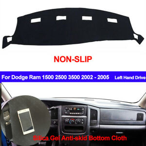 Dash Mat Dashboard Cover Fit For Dodge Ram 1500 2500 3500 2002 2003 2004 2005