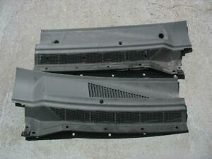 2004 2005 2006 2007 2008 Nissan Titan Armada Windshield Cowl Wiper Cover Set L